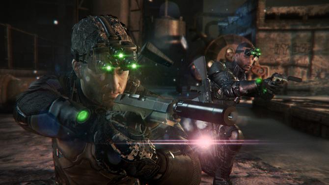 Ubisoft myśli o wznowieniu słynnej serii Splinter Cell [1]