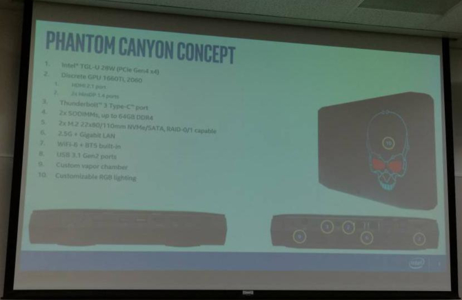 Intel Phantom Canyon i Ghost Canyon - Nadciągają wydajne NUC [2]