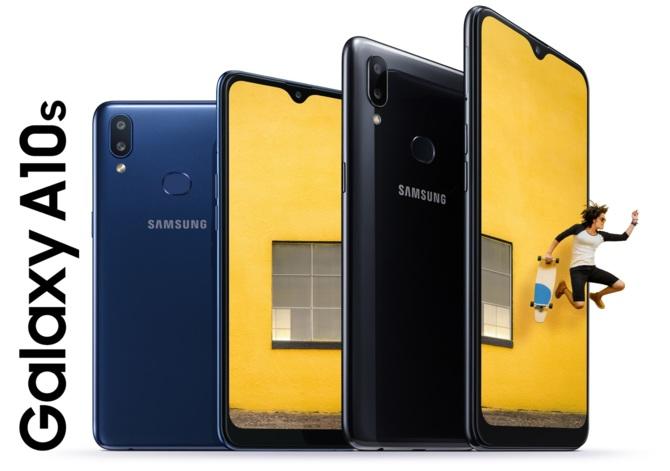 Samsung Galaxy A10s - nowy, poprawiony średniak z dużą baterią [2]