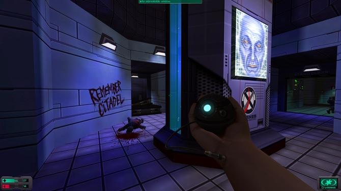 Wkrótce ukaże się wznowienie klasycznego System Shock 2  [2]