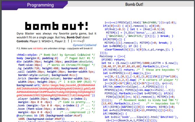 Paged Out! - anglojęzyczny, darmowy e-zin o hackingu, retro i IT [1]