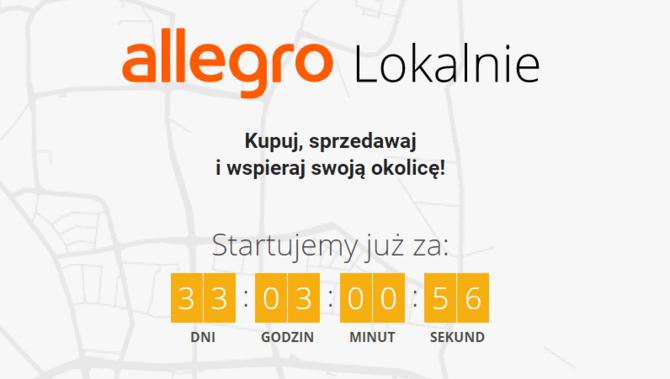 Allegro Lokalnie: od 16 września OLX będzie miał konkurenta [1]