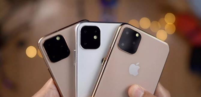 iPhone Pro - informacje o pojemności, kamerach i wykończeniu [1]