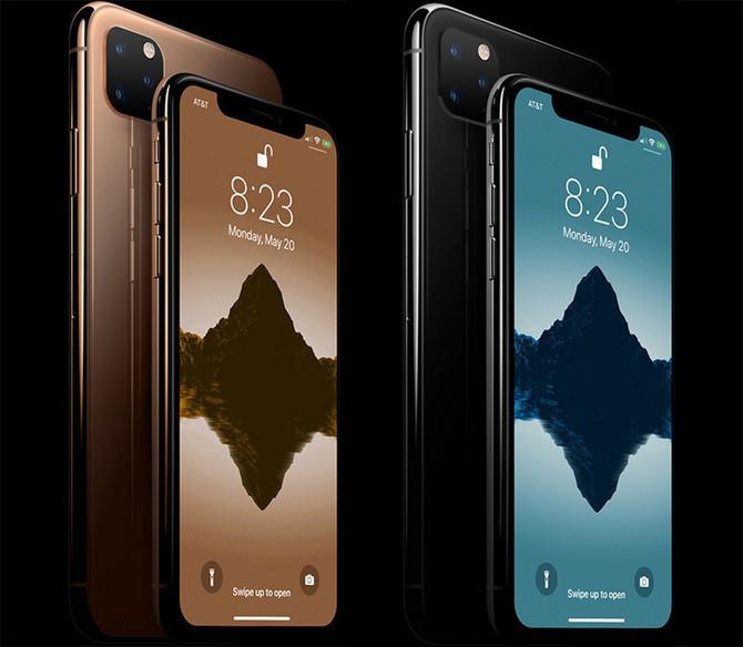 iPhone Pro - informacje o pojemności, kamerach i wykończeniu [2]