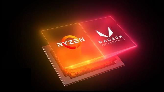 AMD Ryzen 5 3550U z ulepszonym układem graficznym Vega 9 [1]