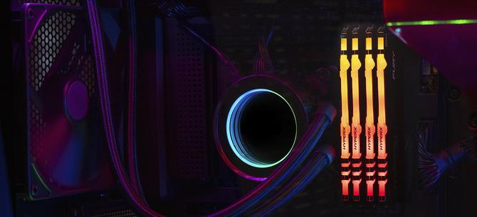 HyperX Fury - Odświeżone moduły RAM DDR4 z RGB LED [1]