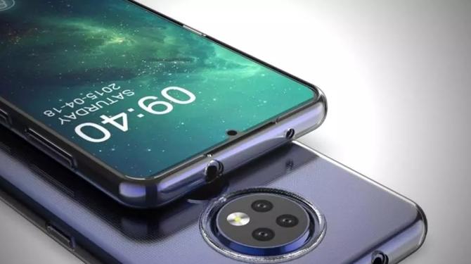 Nokia 7.2 goni trendy wysepką na aparat. Tyle tylko, że okrągłą [1]