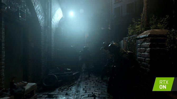Ray tracing w Modern Warfare, Minecraft, Synced i Dying Light 2 [11]