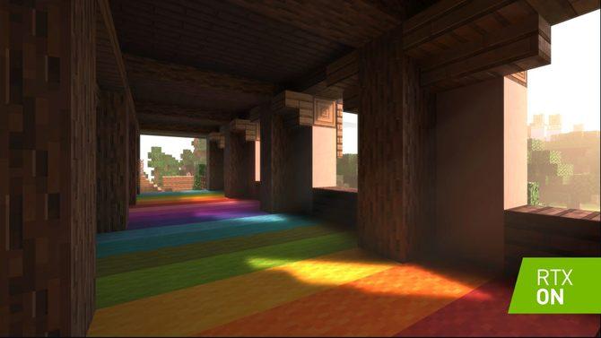 Ray tracing w Modern Warfare, Minecraft, Synced i Dying Light 2 [7]