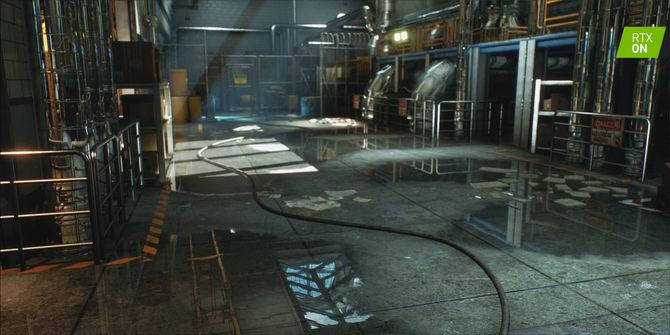 Ray tracing w Modern Warfare, Minecraft, Synced i Dying Light 2 [9]