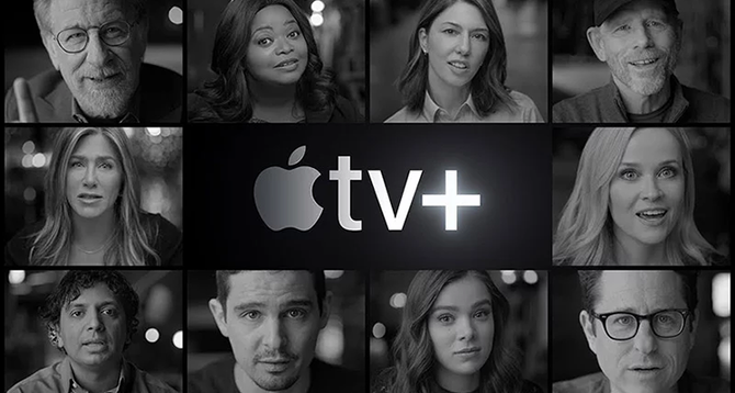Apple TV+ z premierą w listopadzie - znamy cenę i ofertę startową [1]