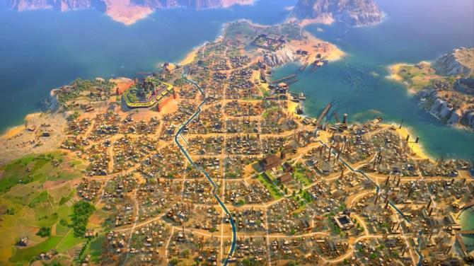 Sega zaprezentowała grę Humankind - strategię w stylu Civilization [2]