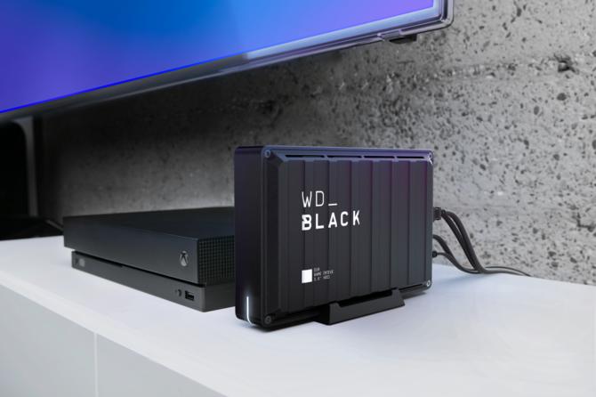 WD_Black: zewnętrzne, pojemne dyski z SuperSpeed USB 20 Gb/s [1]