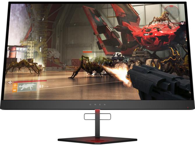 HP Omen X 27 - 27-calowy monitor WQHD 240 Hz z HDR i FreeSync [1]