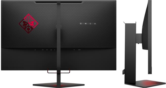 HP Omen X 27 - 27-calowy monitor WQHD 240 Hz z HDR i FreeSync [2]