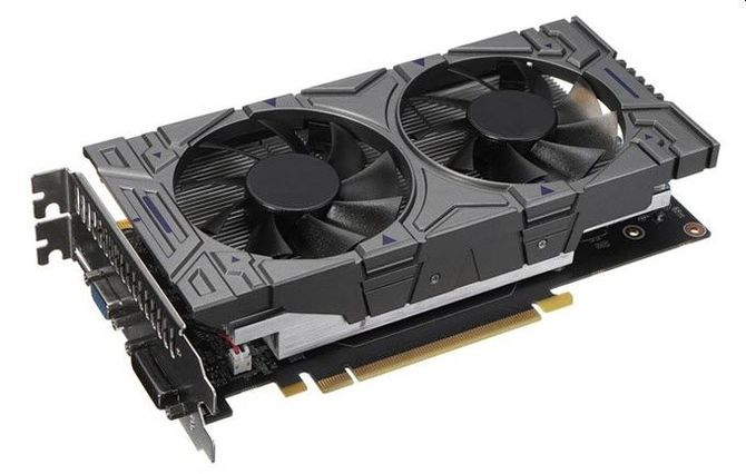 GPU Jingjia JM9271 - powstaje chiński konkurent GeForce  GTX 1070 [2]