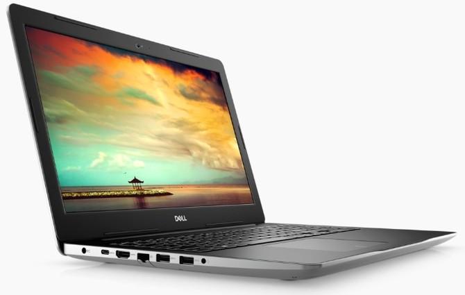Dell Inspiron serii 3000 - tanie, multimedialne laptopy z Comet Lake [4]