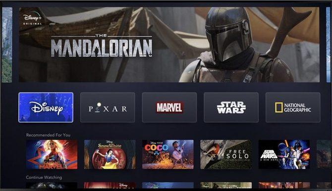 Disney+ z pierwszym trailerem serialu Star Wars: The Mandalorian [3]