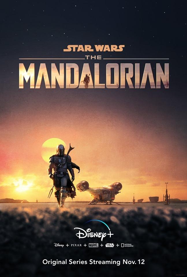 Disney+ z pierwszym trailerem serialu Star Wars: The Mandalorian [4]