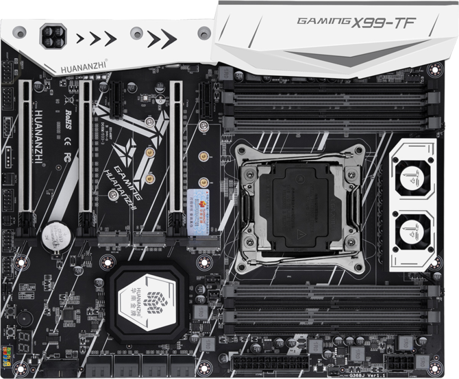 Huananzhi Gaming X99-TF - Platforma Intela wiecznie żywa  [2]