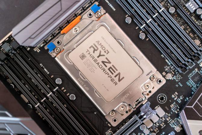 AMD TRX40, TRX80 i WRX80 - nowe chipsety dla Threadripperów? [1]