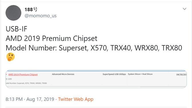 AMD TRX40, TRX80 i WRX80 - nowe chipsety dla Threadripperów? [2]