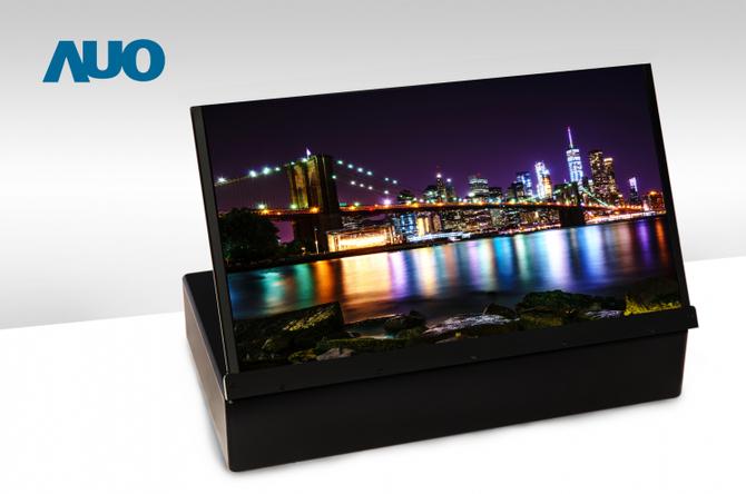 AU Optronics pokazał ekran 4K OLED wydrukowany atramentowo [1]