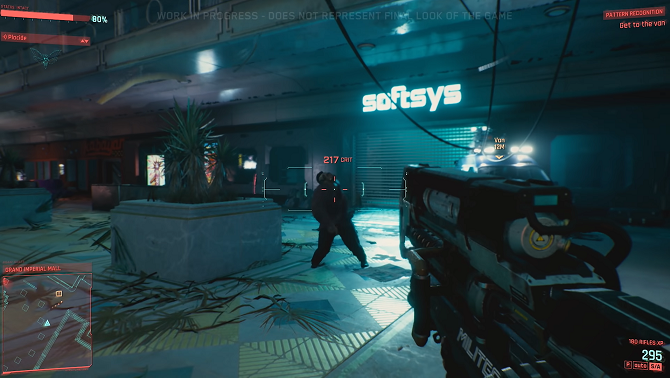 Cyberpunk 2077 - zapraszamy na 15-minutowy gameplay z gry [nc12]