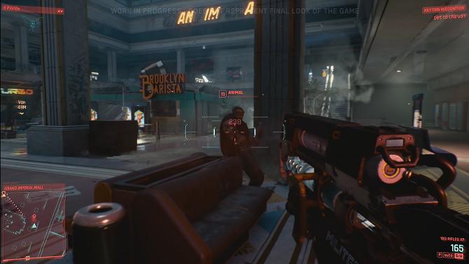 Cyberpunk 2077 - zapraszamy na 15-minutowy gameplay z gry [nc13]