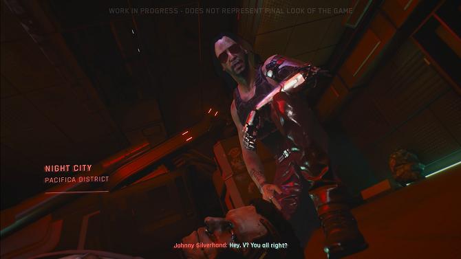 Cyberpunk 2077 - zapraszamy na 15-minutowy gameplay z gry [nc18]