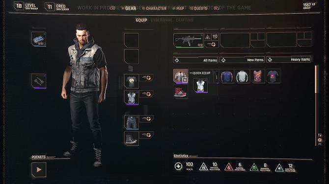 Cyberpunk 2077 - zapraszamy na 15-minutowy gameplay z gry [nc10]