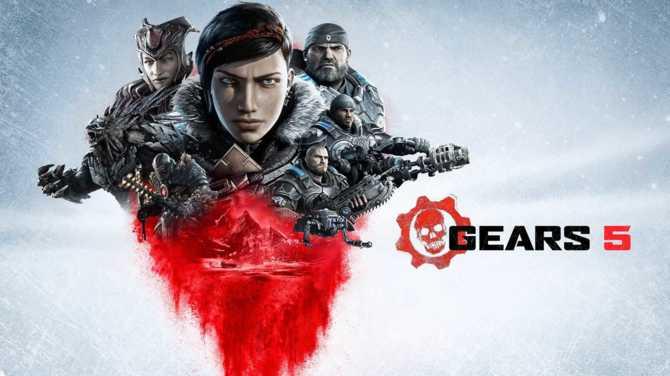Gears of War 5 lubi AMD, w grę zagramy szybciej niż zapowiedziano [1]