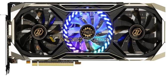 ASRock Radeon RX 5700 XT Taichi OC - Zdjęcia karty graficznej  [2]