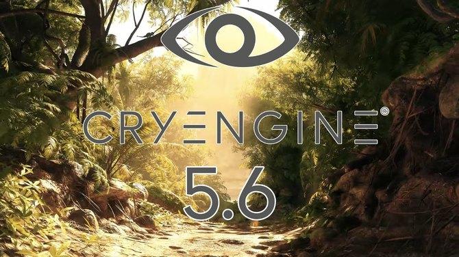 Crytek pokazał silnik CryEngine 5.6. Remaster Crysis w drodze? [1]