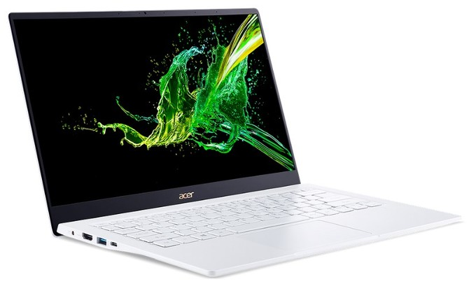 Acer Swift 5 (2019) - laptop z Intel Ice Lake-U oraz GeForce MX250 [1]