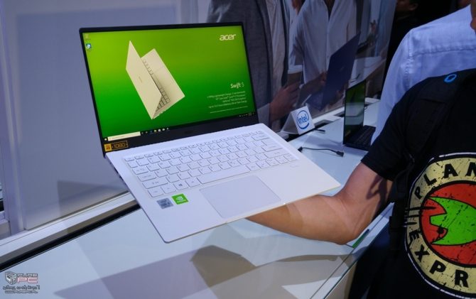 Acer Swift 5 (2019) - laptop z Intel Ice Lake-U oraz GeForce MX250 [3]