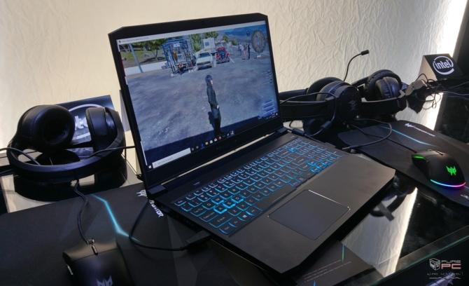 Nowości od Acer - laptopy Triton 300 i Triton 500 z ekranem 300 Hz [2]