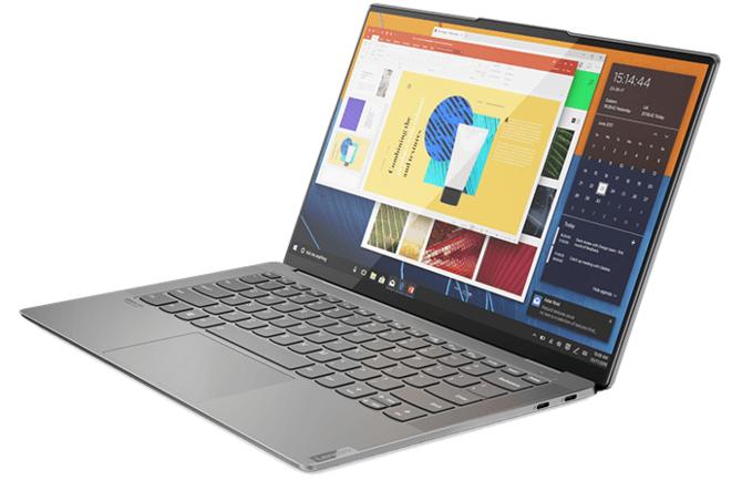 Specyfikacja laptopów Acer, Dell, HP i Lenovo z układami Ice Lake [5]