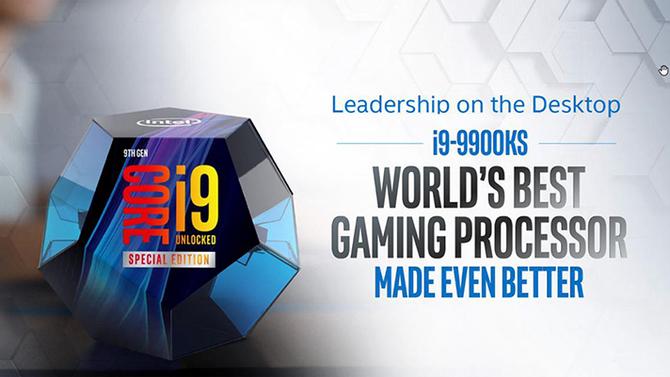 Intel Core i9-9900KS - premiera procesora w październiku [1]