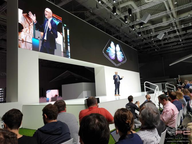 Składany smartfon Samsung Galaxy Fold jutro trafi do sprzedaży [1]