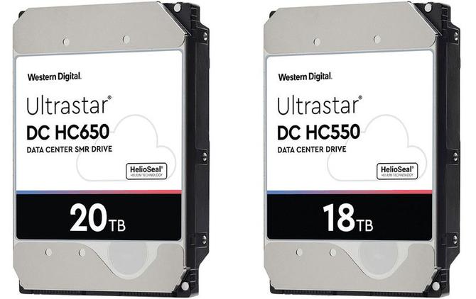 WD Ultrastar DC HC550 i HC650: dyski HDD o pojemności 18 i 20 TB [1]