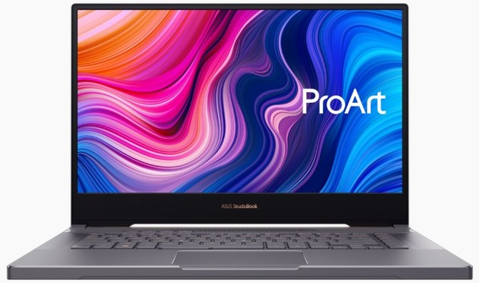 ASUS ProArt StudioBook - nowa linia laptopów dla profesjonalistów  [9]