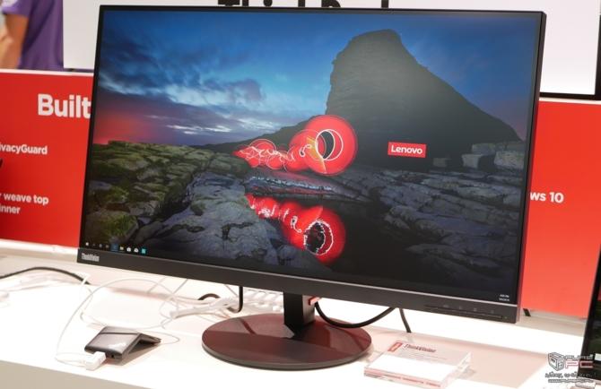 Lenovo Q27q, Q24i oraz ThinkVision S28u-10 - nowe monitory firmy [6]