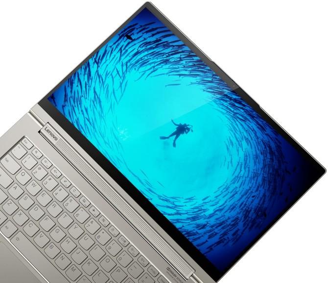 Nowe laptopy Lenovo YOGA C940 z Intel Ice Lake-U oraz i9-9880H [2]