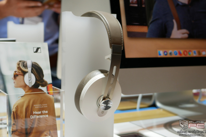 Sennheiser Momentum Wireless - 3. generacja słuchawek premium [2]