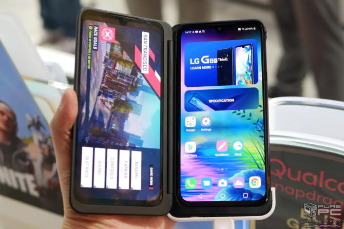 LG G8X ThinQ: Dual Screen alternatywą dla składanych smartfonów [2]