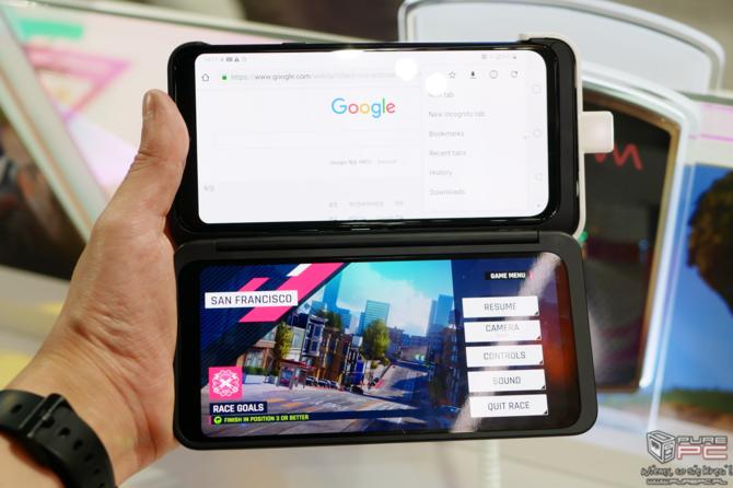 LG G8X ThinQ: Dual Screen alternatywą dla składanych smartfonów [3]