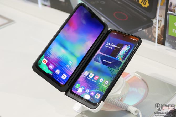 LG G8X ThinQ: Dual Screen alternatywą dla składanych smartfonów [4]
