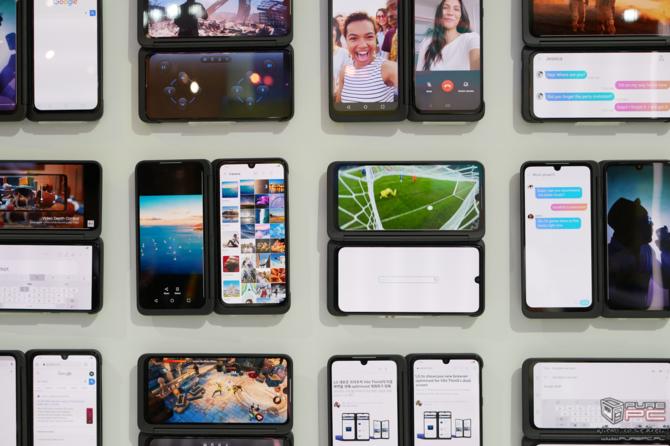 LG G8X ThinQ: Dual Screen alternatywą dla składanych smartfonów [5]