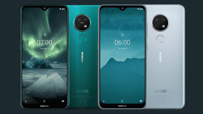 Nokia 7.2 i Nokia 6.2 - polskie ceny i specyfikacja smartfonów [1]